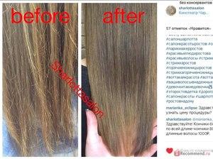 Как оздоравливать кончики волос