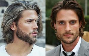 Отращивание волос мужчине