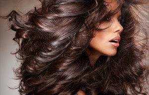 Правила ухода за шоколадным цветом волос