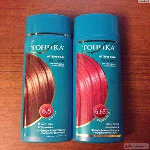 Тоник для окрашивания волос